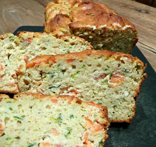 Cake Courgette Je Cuisine Sans Gluten