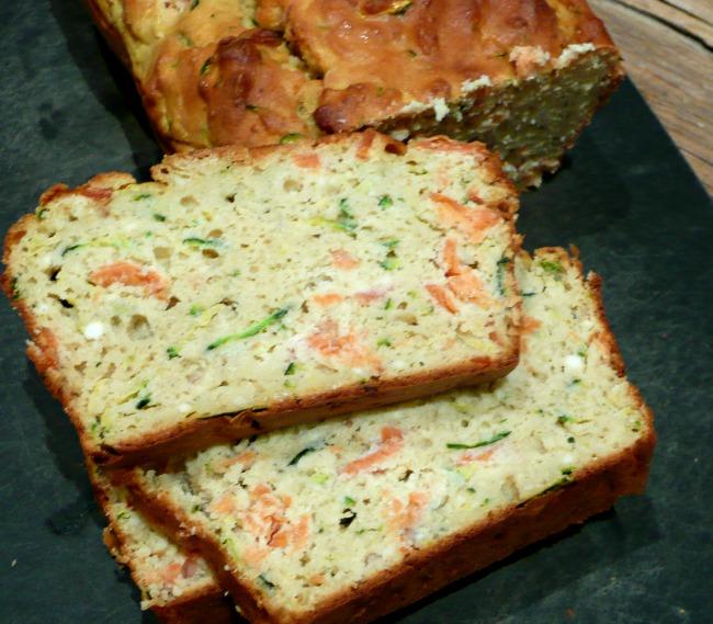 Recette Cake Au Saumon De Sp
